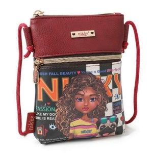 traveling wallet Nikky By Nicole Lee